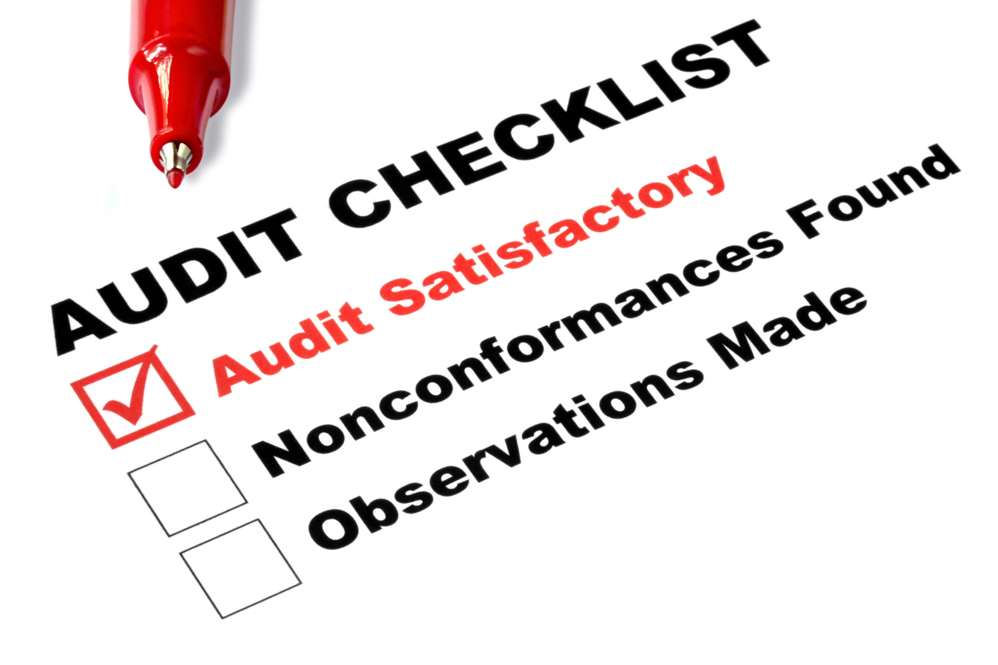 Managing Third Party Audits