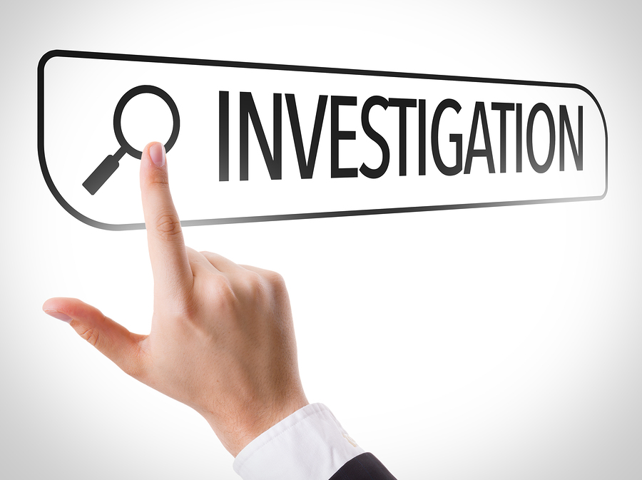 Conducting Investigations Examples